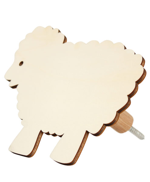 Knage - får