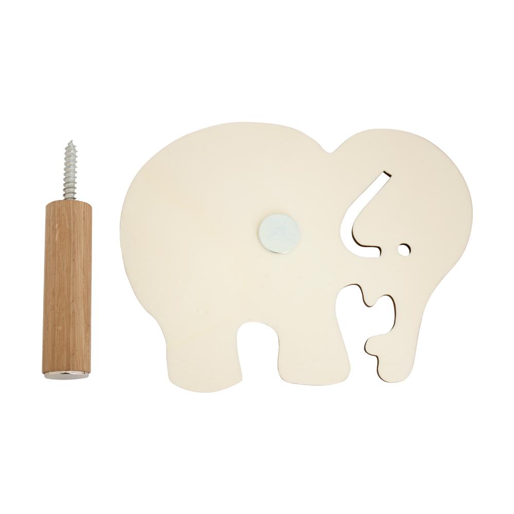 Knage - elefant