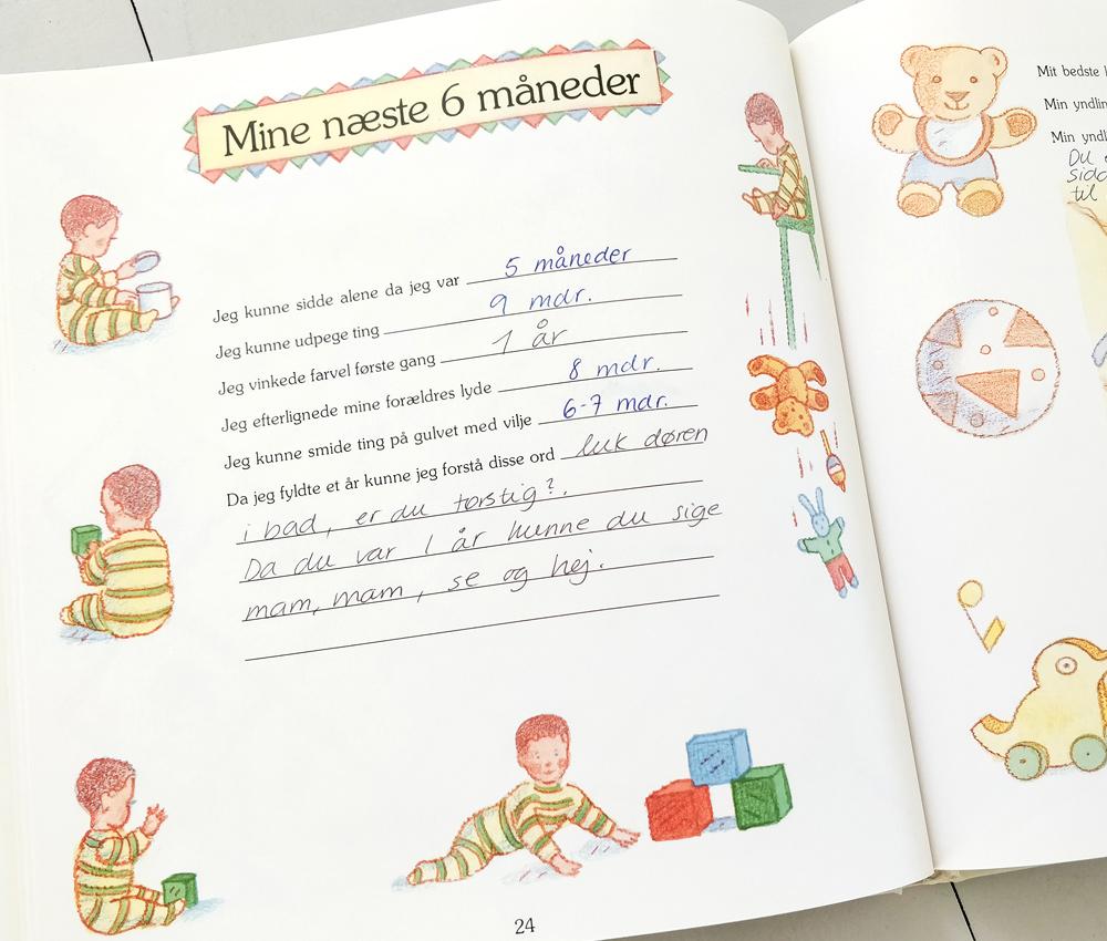 Tanker bag barnet's bog