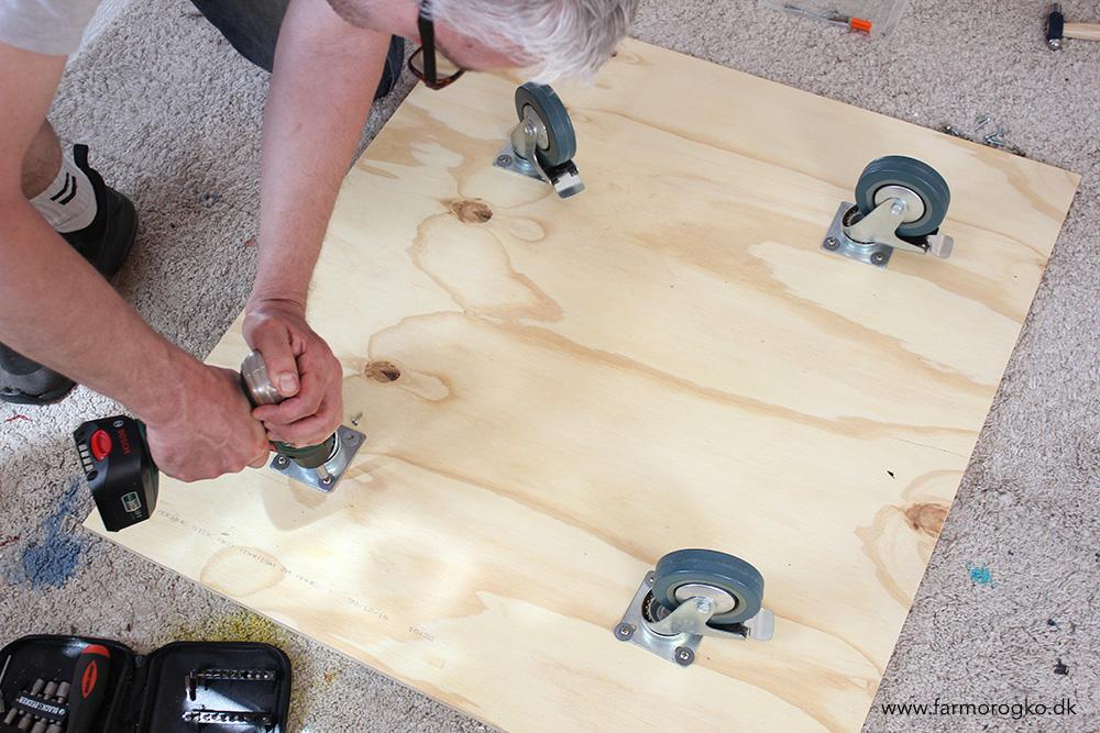Vi bygger vores standborde